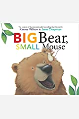 Big Bear, Small Mouse Kindle Edition