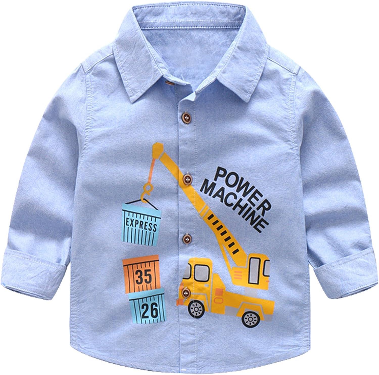 De feuilles CHIC-CHIC Chemise Coton /à Manches Longues Carreaux Classique Classics Chemise Sweat Shirt Enfants Souple