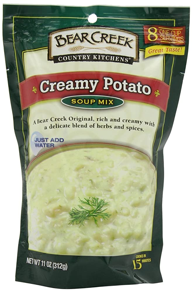 Bear Creek Country Kitchen Creamy Potato Soup Mix