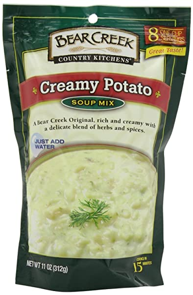 Bear Creek Country Kitchen Creamy Potato Soup Mix