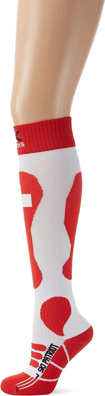 /Calcetines de esqu/í Unisex X-Socks Patriot/