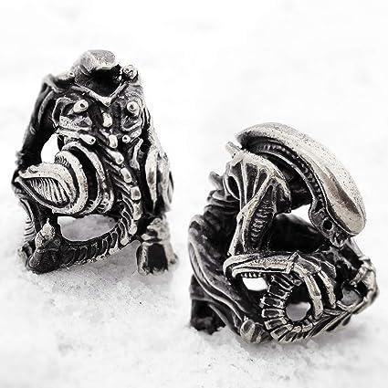 Alien Beads For Dreadlocks