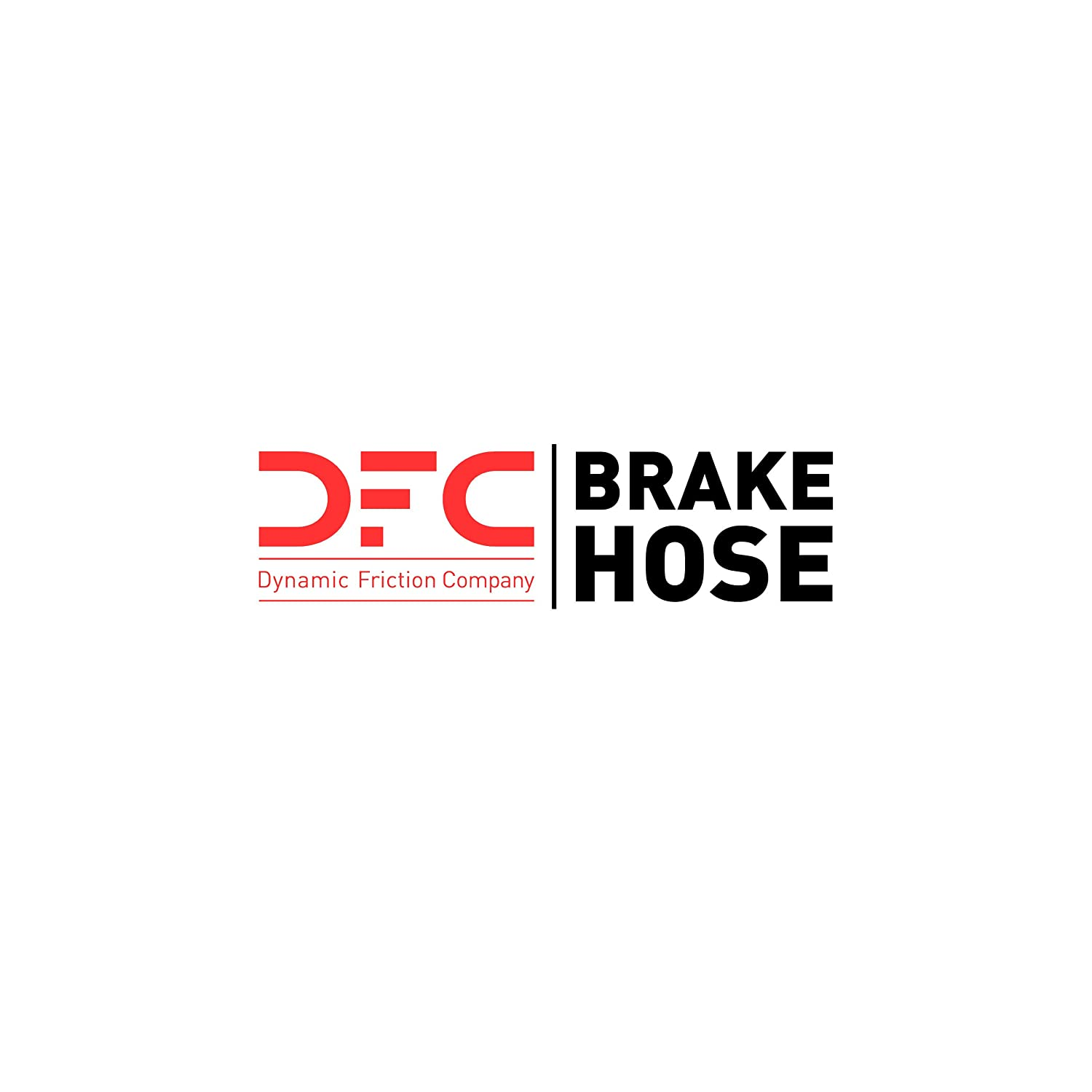 Front Right Dynamic Friction Company Brake Line Hose 350-76053