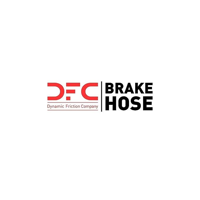Front Left Dynamic Friction Company Brake Line Hose 350-40208