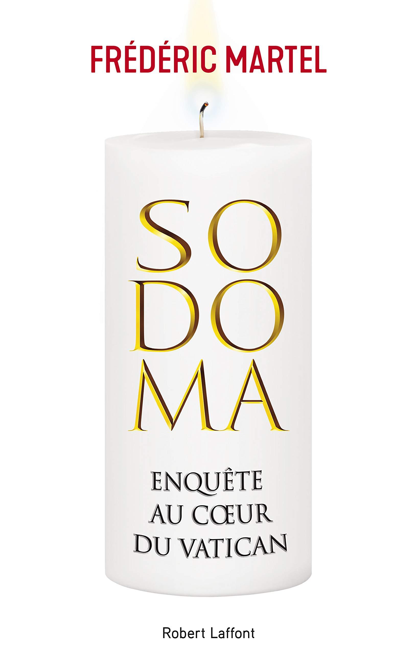 Photo de couverture du livre : Sodoma