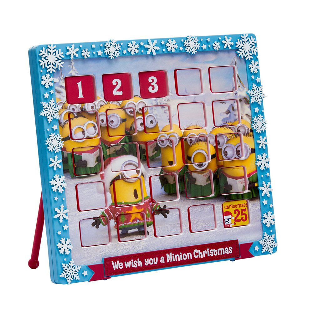 Kurt Adler 9.5' Despicable Me Advent Calendar DE9165