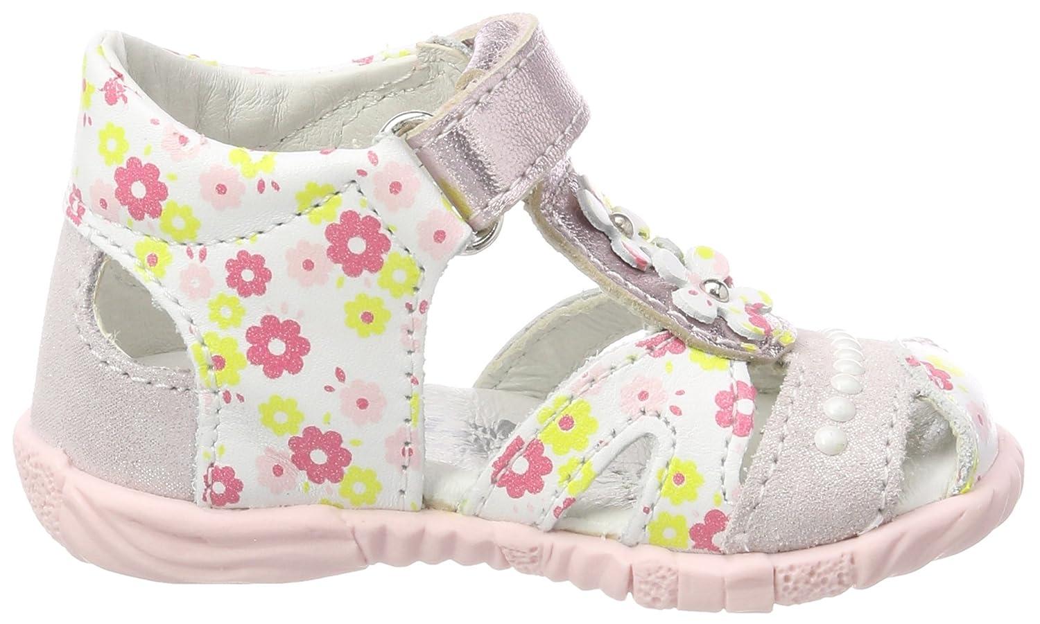 ALUK- beach shoes/sandals Chaussures de plage Bottom (Couleur : Blanc, taille : 40)