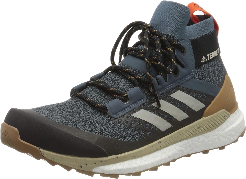 adidas Men's Terrex Free Hiker Walking Shoe, 9 UK
