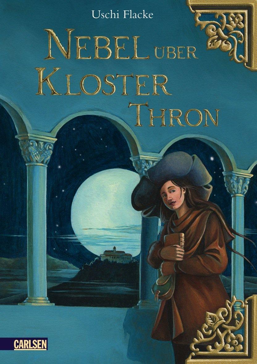 Nebel über Kloster Thron
