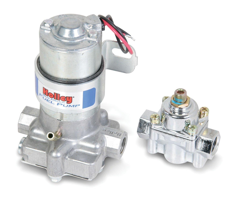 Holley 7128021 Blue Electric Marine Fuel Pump
