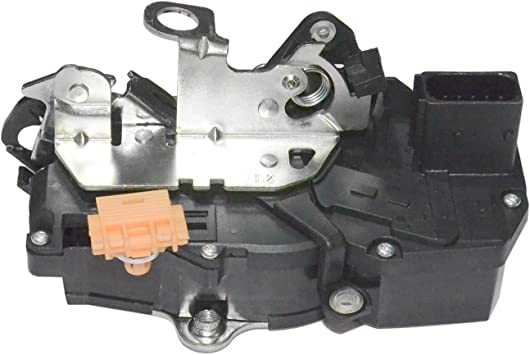 FEXON 931-335 Door Lock Latch Actuator Motor for 2008 2009 Saturn Aura 2008-2012 Chevrolet Malibu 15947861 20760508 20922250 Rear Right