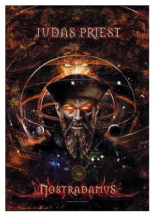 Posterfahne Judas Priest 970 Amazon De Bekleidung