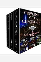 CRESCENT CITY CHRONICLES: THE ALEXANDRA DESTEPHANO NOVELS (Alexandra Destephano Series)