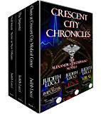 CRESCENT CITY CHRONICLES: THE ALEXANDRA DESTEPHANO NOVELS (Alexandra Destephano Series)