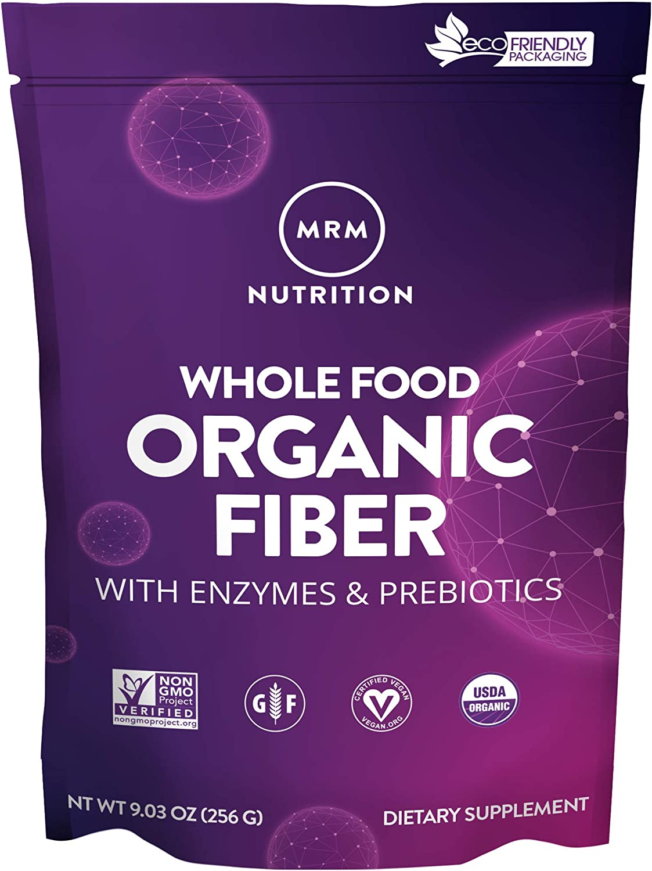 Whole Food Raw Organic Fiber