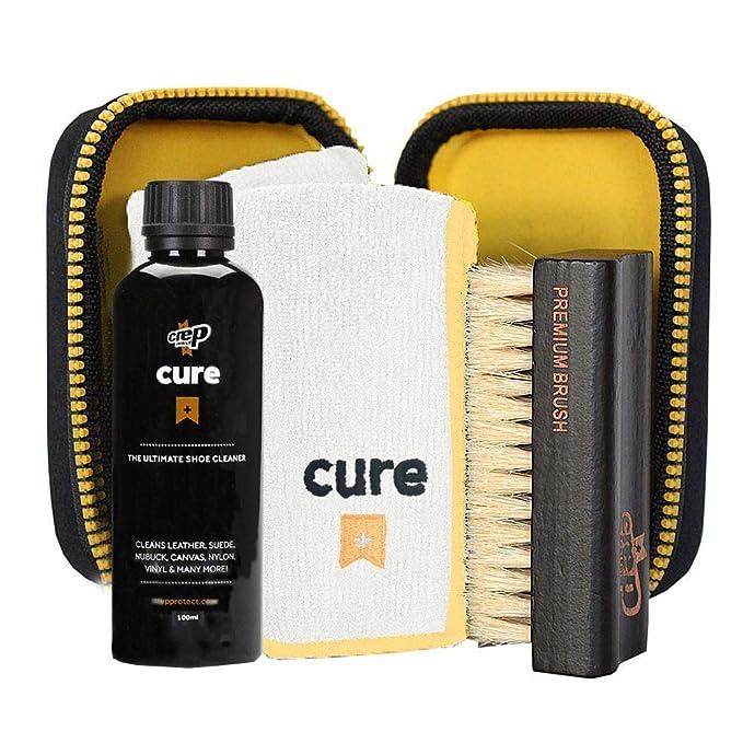 Crep Natural Protect Cure Solution Uomo FJuT13Kcl