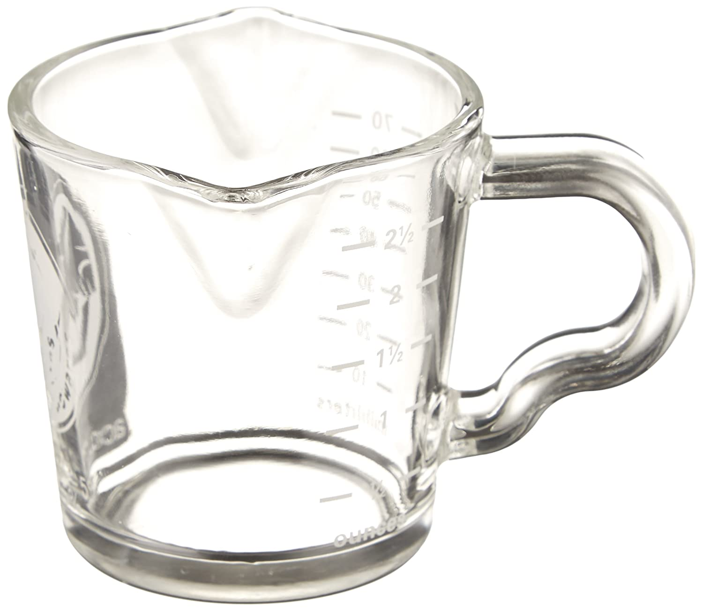 BrewGlobal Rhinoware Shot Glass - Double (BRESG01)