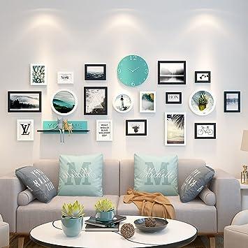 Foto Wandrahmen Große Wohnzimmer Foto Wand Dekoration ...