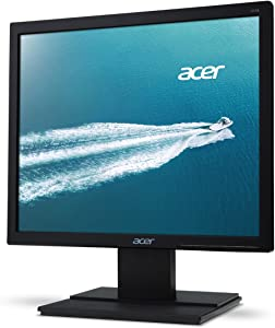 Acer UM.BV6AA.001 17-Inch Screen LCD Monitor,Black