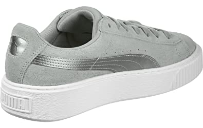 Puma Suede Platform Safari W Chaussures Black 5hJFd8w6lJ