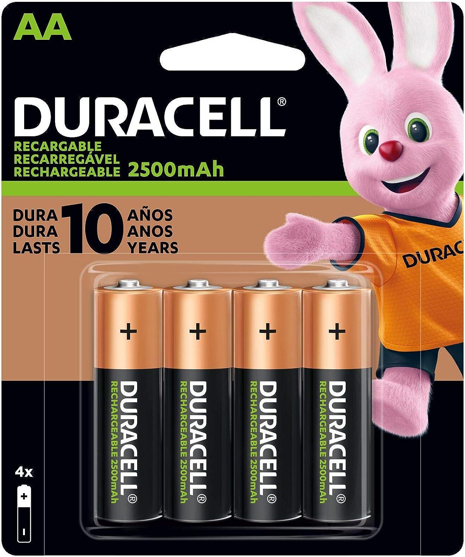 Battery-Biz DC1500B4N batería Recargable - Batería/Pila Recargable (Nickel-Metal Hydride (NiMH), AA)
