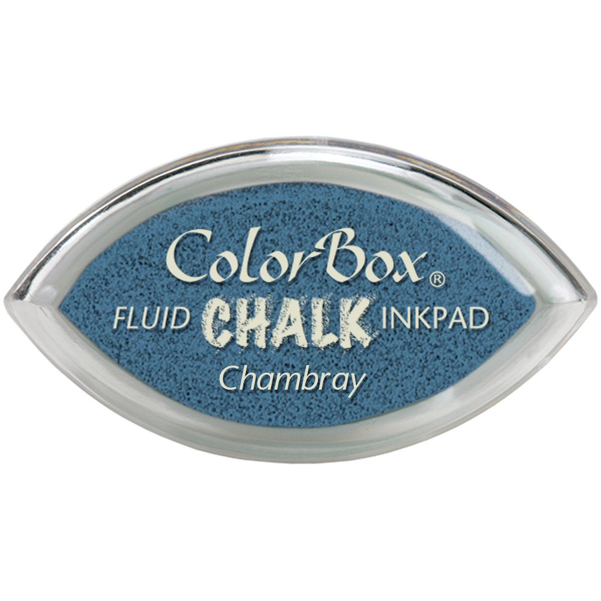 ColorBox Fluid Chalk Cat\'s Eye Ink Pad-Chambray