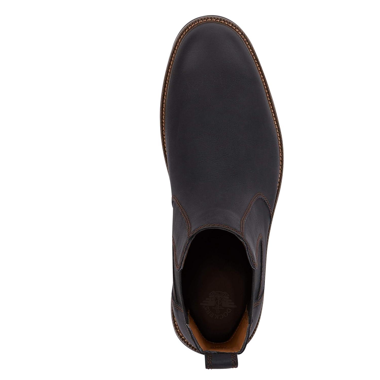 Dockers Mens Langford Casual Slip-on Chelsea Boot