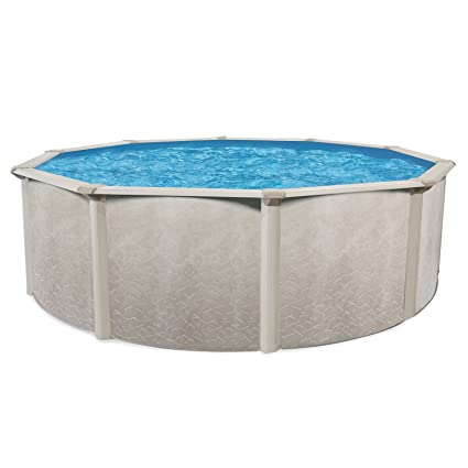 most popular wholesale outlet detailed images Amazon.com: Skroutz Outdoor Water Above Ground Swimming Pool ...