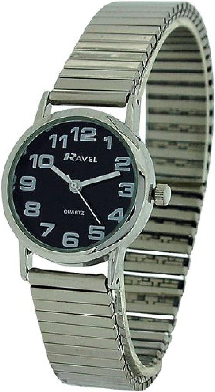 Ravel R0208.03.2S - Reloj para Mujeres Color Plateado