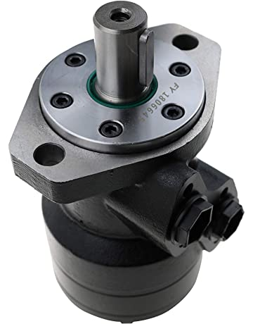 Moteur hydraulique arbre 25 mm pour Danfoss OMP Series 63CCM 50CCM-Displacement 400CCM