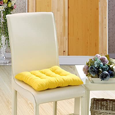 Kitchen Gadgets,Indoor Outdoor Garden Patio Home Kitchen Office Chair Seat Cushion Pads Pure Color Sanding,Seat Cushion: Baby