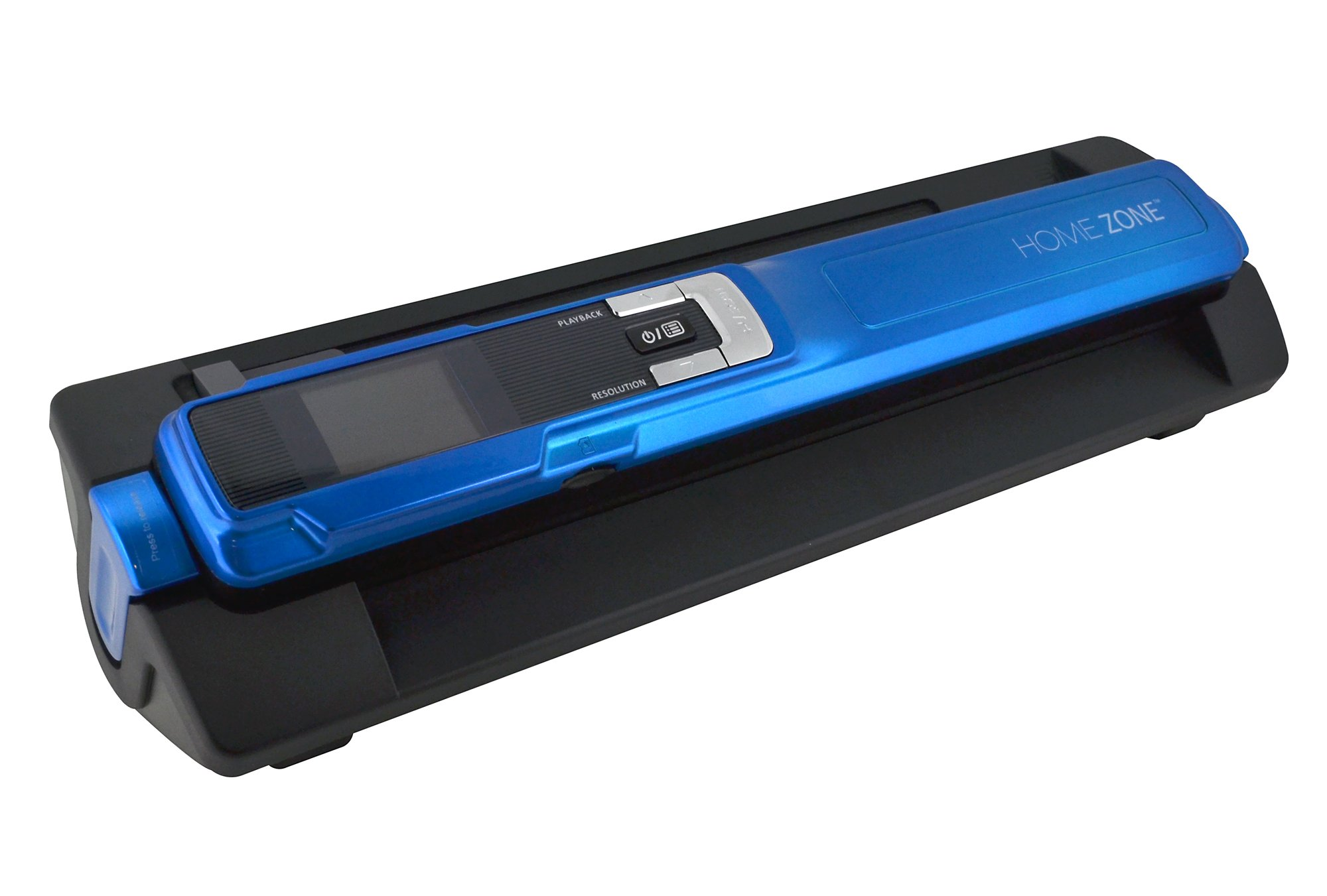 Home Zone EZSCAN1000-BL Document Scanner by Home Zone