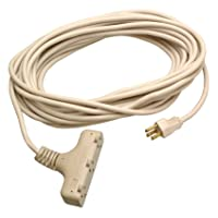 Coleman Cable 02357-23 16/3 40-Foot Tri-Source Outdoor Landscape/Deck/Patio Outdoor...
