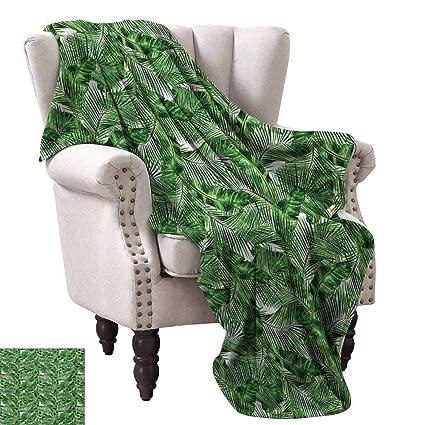 Amazon com: WinfreyDecor Zen Home Throw Blanket Tropical