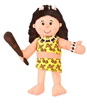 Fiesta Crafts T-2419 Junge Handpuppe Marionette