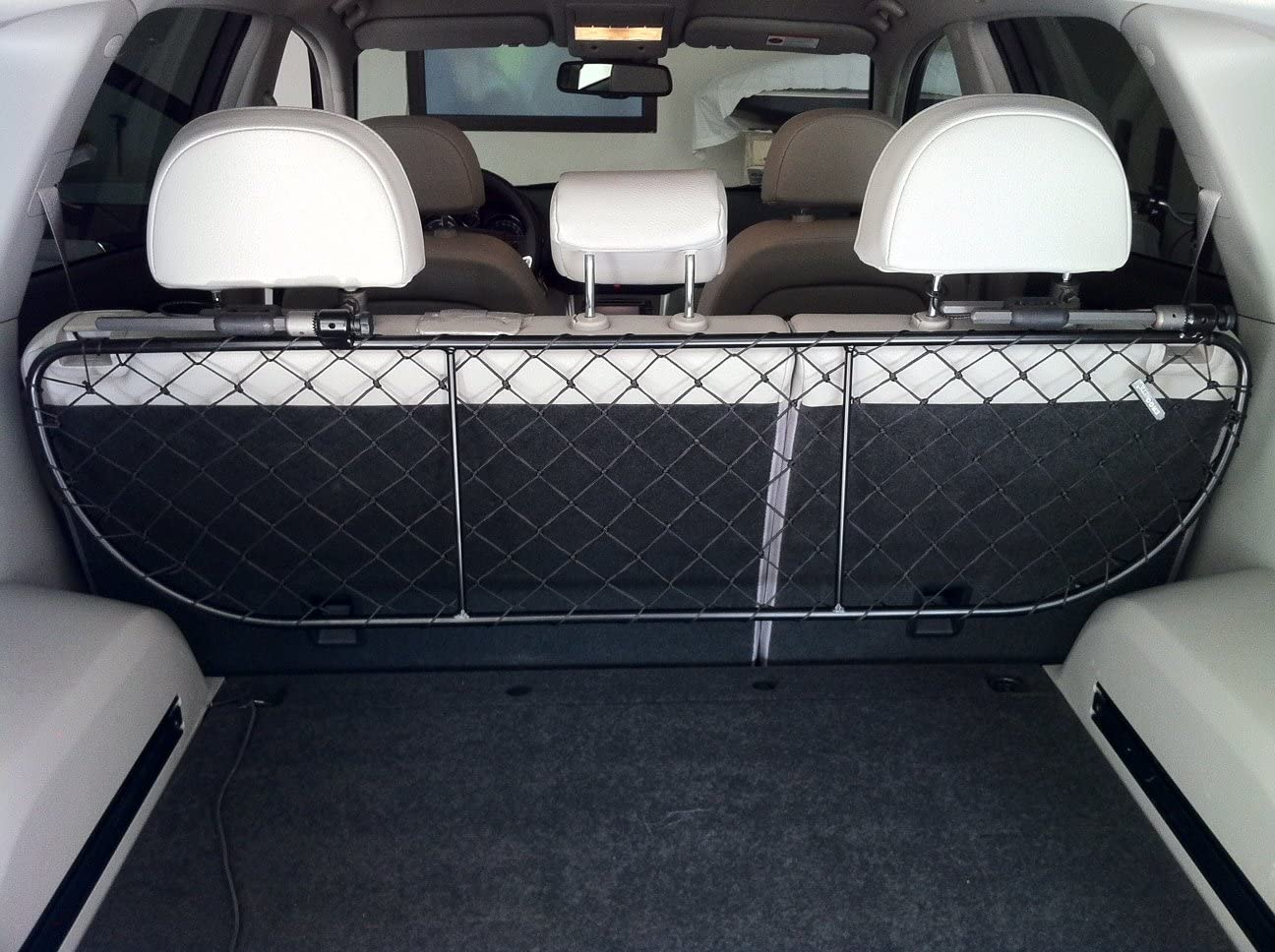 Safe guaranteed! comfortable for your dog Dog Guard for luggage and pets Pet Barrier Net and Screen Ergotech RDA65-M8