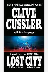 Lost City (NUMA Files series Book 5) Kindle Edition