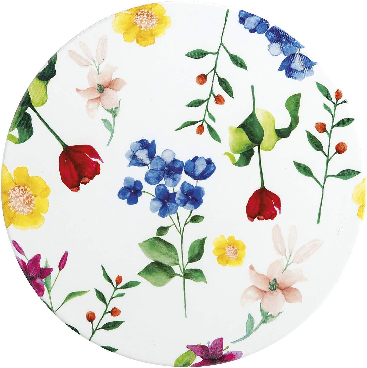 Compra Maxwell & Williams Teas & Cs Salvamanteles para cafetera/tetera, cerámica, Blanco en Amazon.es