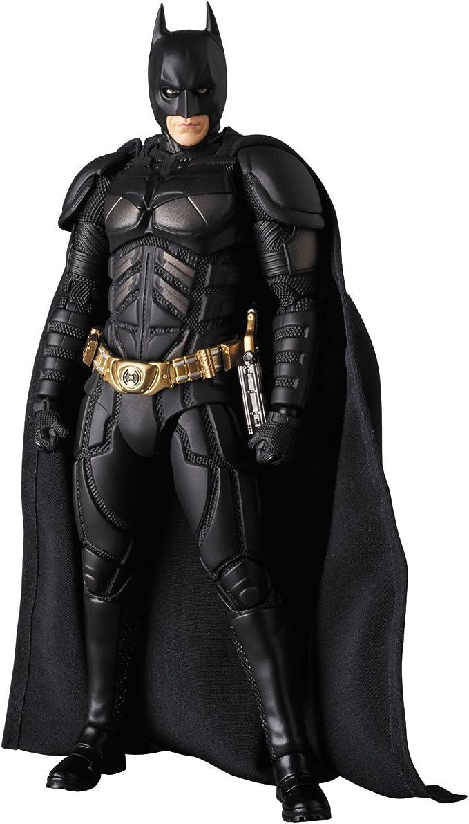 MAFEX Batman The Dark Night The Joker PVC Collectible Figure Model Toy