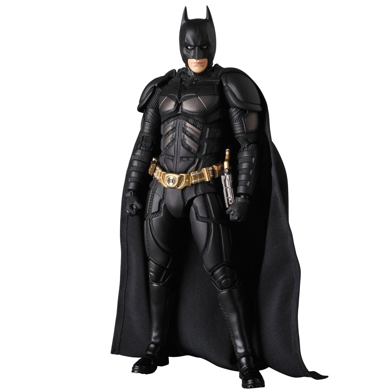 Medicom The Dark Knight Rises MAF EX Action Figure Batman Ver. 3.0 16 cm Figures