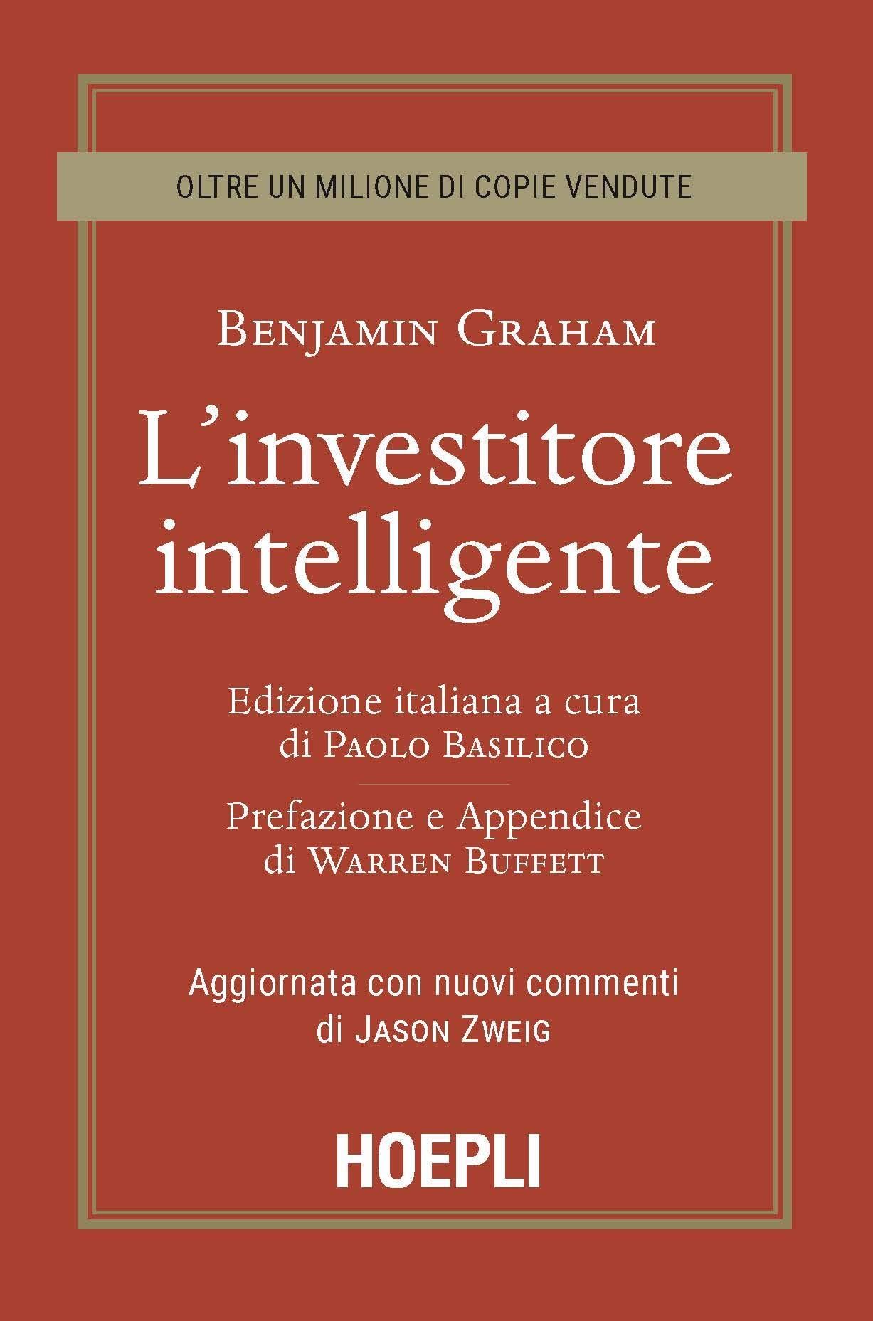 Copertina Libro L'investitore intelligente
