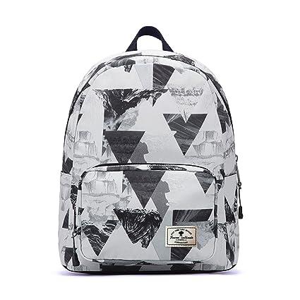 1a07ed3576 Cute backpacks Esvan original floral leaf girls sackpack travel daypack school  backpack