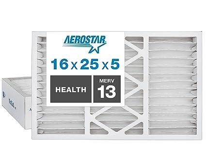 6/Pack AC und Ofen Air Filter von Aerostar 2,5/cm Merv 13/