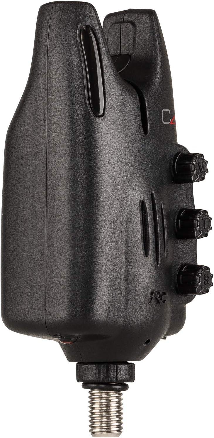NEW JRC Radar C4 Fishing Bite Alarm Weather Waterproof 9V Battery CHOOSE COLOUR