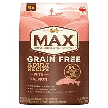 Nutro Max Grain Free Dog Food Reviews