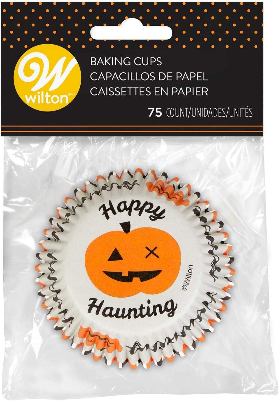 Jack O Lantern Cupcake Wrappers