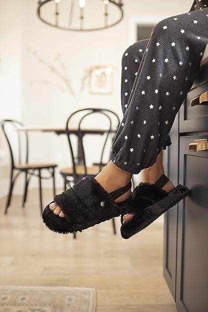 Details about  /NEW Slides Lamb Fur Slipper Summer Sandals Soft Cute Shoes Slip On Footwear76041