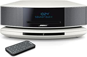 Bose Wave Soundtouch Music System IV, White
