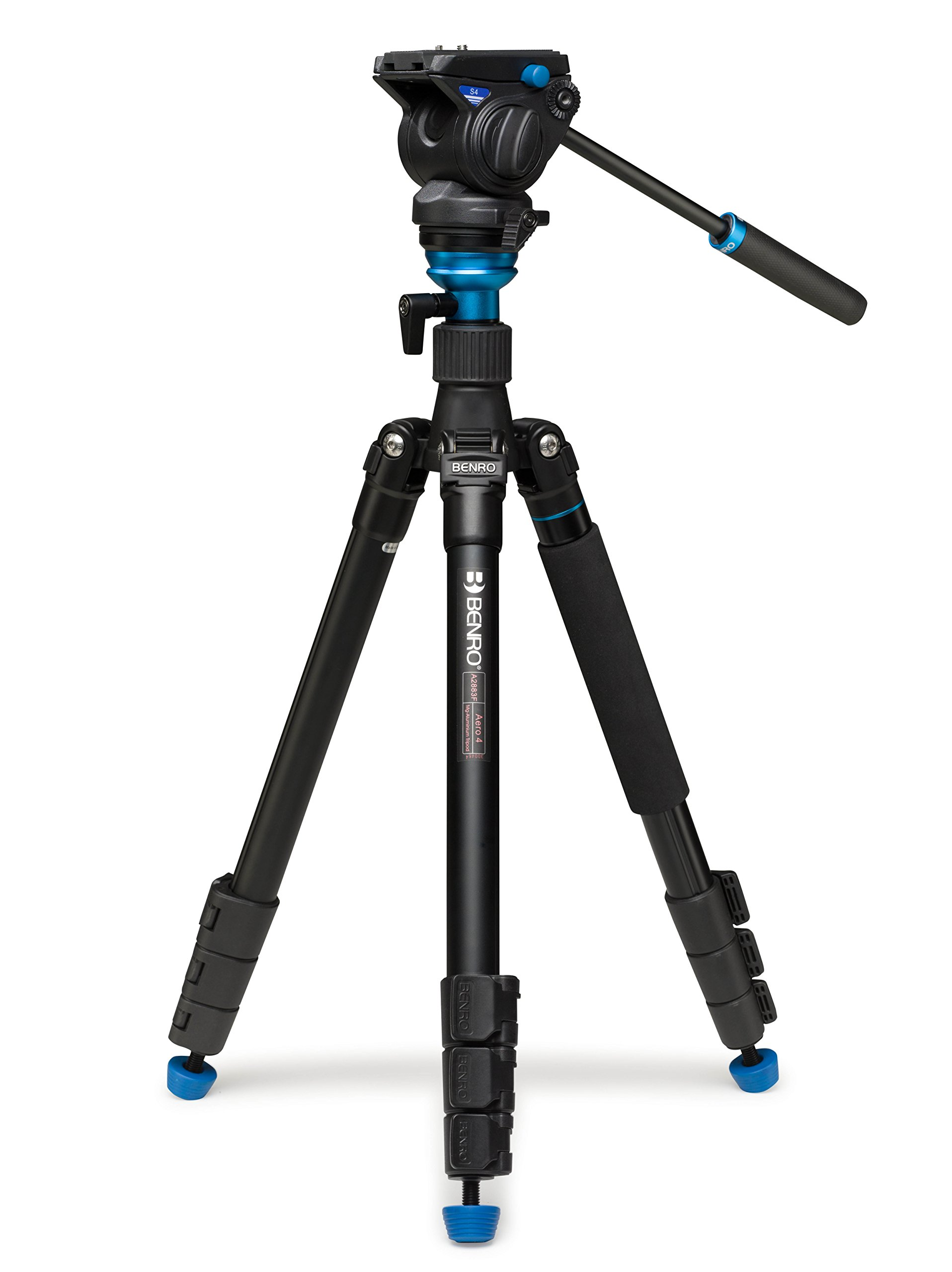Benro Aero 4 Travel Angel Video Tripod Kit (A2883FS4)
