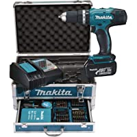 MAKITA DHP453RFX2- Martillo ligero SDS plus 2 x